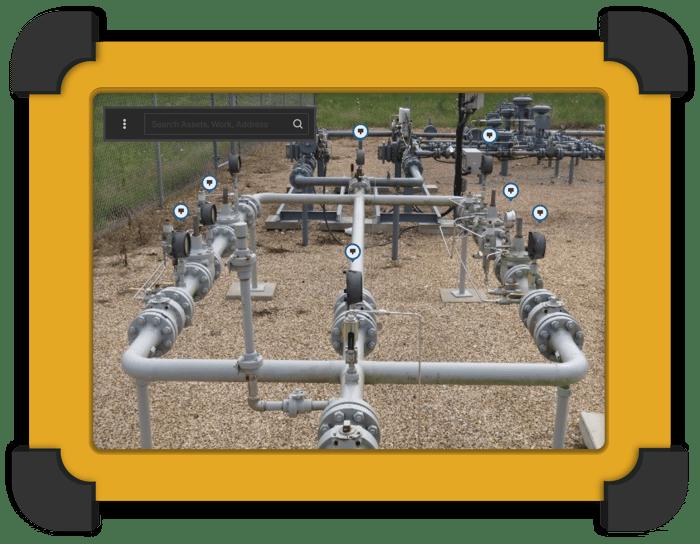 District Regulator Station - Meters | Utility Cloud-01