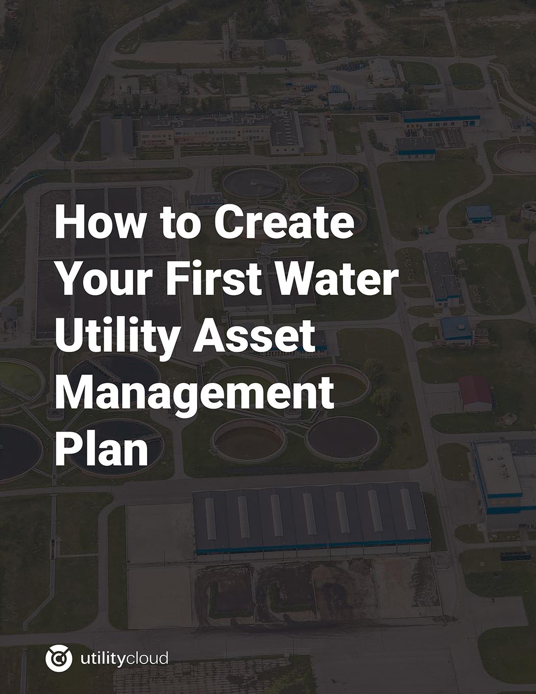 Water Utility Asset Management Plan